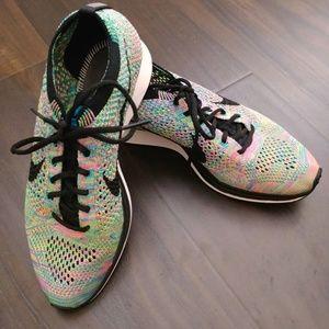 e0bfc08f2c93 Women s Nike Rainbow Shoes on Poshmark